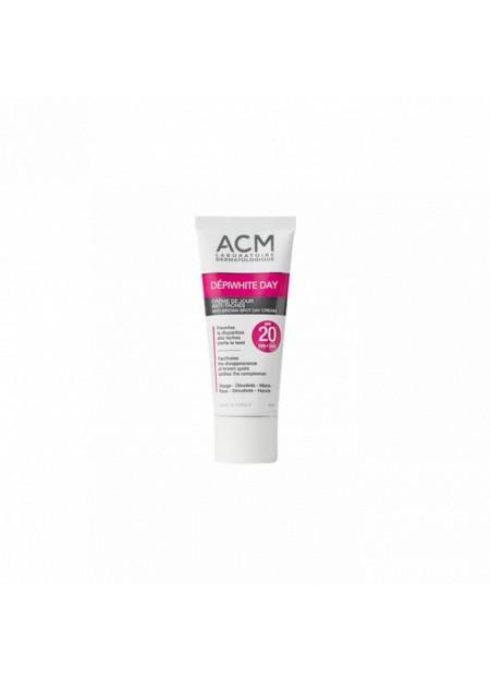 ACM - DÉPIWHITE DAY - Crème de Jour Anti-Taches SPF20, 40ml