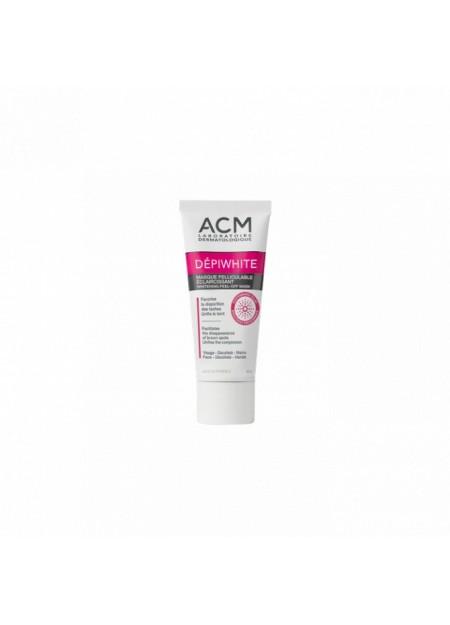 ACM - DÉPIWHITE - Masque Pelliculable Éclaircissant, 40ml