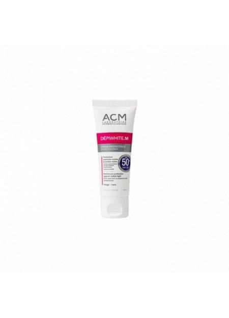ACM - DÉPIWHITE M - Crème Protectrice Invisible SPF50+, 40ml