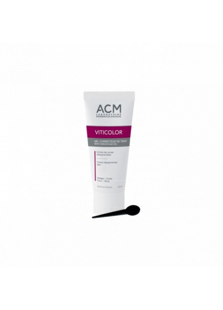 ACM  VITICOLOR Gel Correcteur de Teint Durable, 50ml