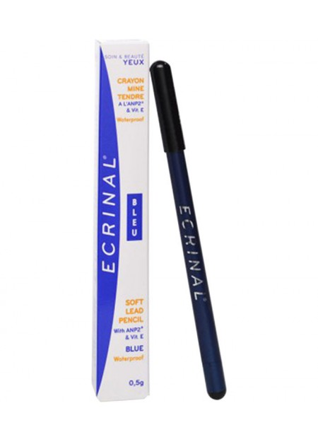 ECRINAL MAQUILLAGE Crayon bleu mine tendre ANP 2 + 5 g