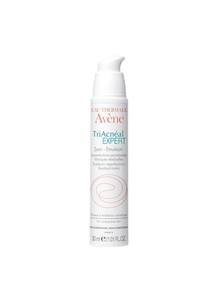 AVENE TRIACNEAL EXPERT, Soin émulsion anti-imperfections - 30 ml