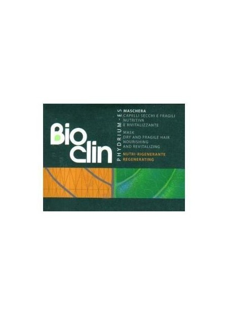 BIOCLIN MASQUE CAPILLAIRE NUTRITIF REVITALISANT POUR CHEVEUX SECS FRAGILES (200ML)