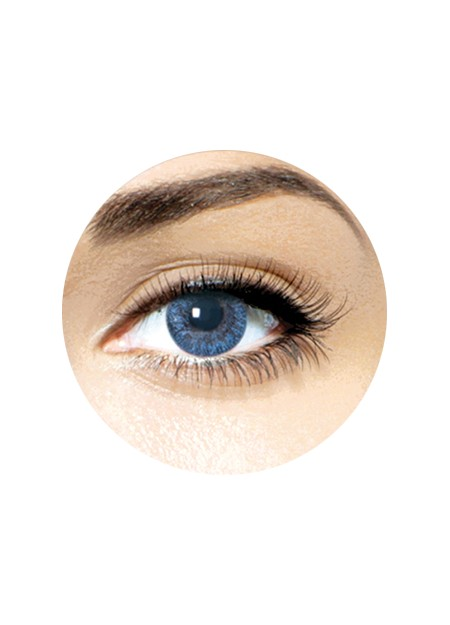 Viva Look Lentilles de contact COULEUR Blue