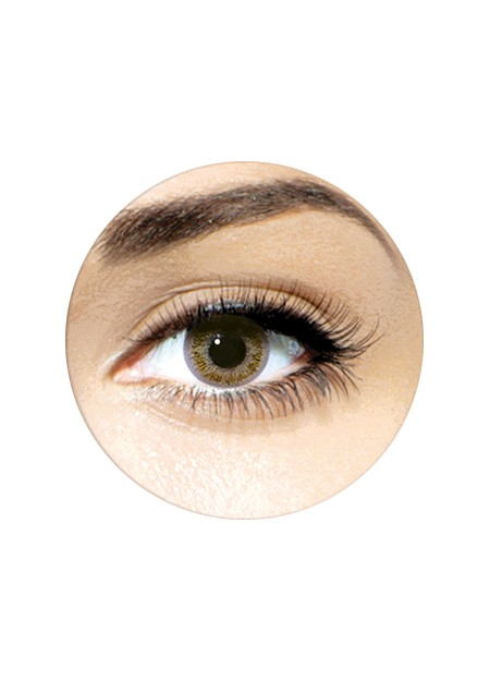 VIVA LOOK LENTILLES DE CONTACT COULEUR Gold