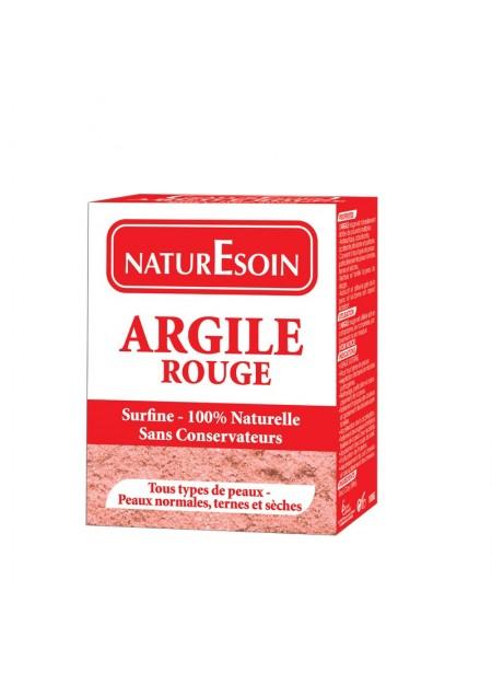 NATURESOIN ARGILE ROUGE 100G