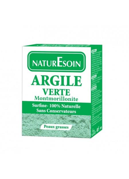 NATURESOIN ARGILE VERTE 100G