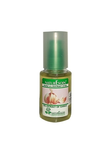 NATURESOIN HUILE D'AIL 50 ML
