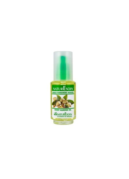 NATURESOIN HUILE D'AMANDES DOUCES 50 ML