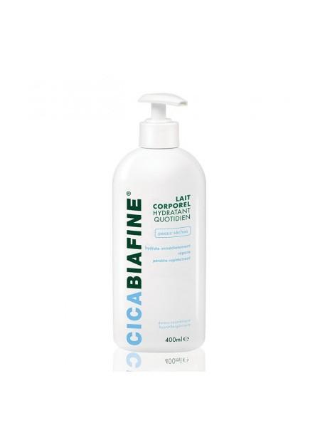 CICABIAFINE Lait Hydratant Corporel Quotidien - 400 ml