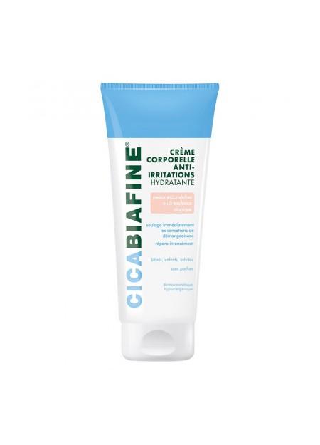 CICABIAFINE Crème Hydratante Corporelle Anti-Irritations - 200 ml