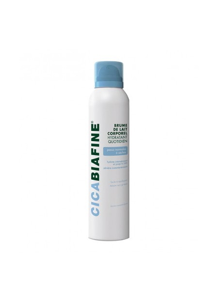 CICABIAFINE Brume de Lait Corporel Hydratant Quotidien - 200 ml