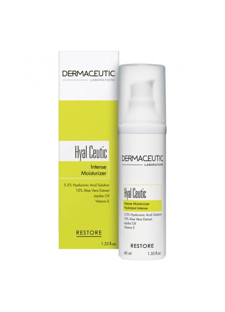 DERMACEUTIC HYAL CEUTIC Hydratation intense. Fl airless 40ml