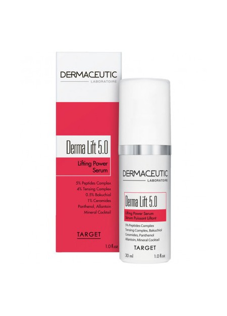 DERMACEUTIC DERMA LIFT 5.0. Fl-pompe 30ml