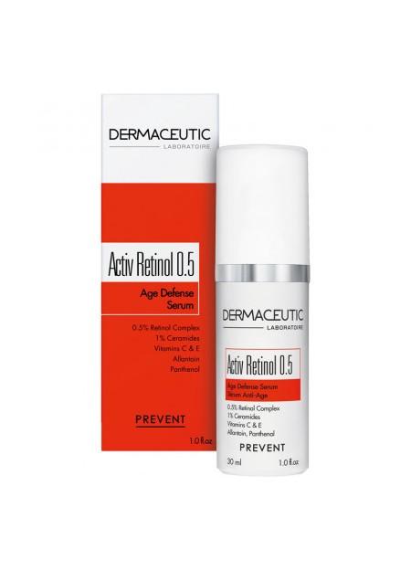 DERMACEUTIC ACTIV RETINOL 0.5. Fl-pompe 30ml
