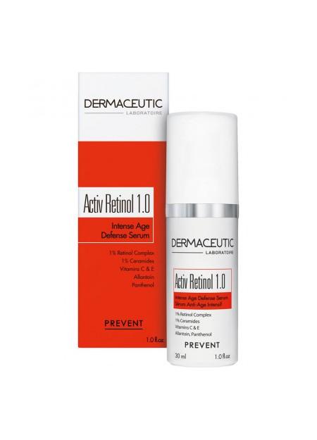 DERMACEUTIC ACTIV RETINOL 1.0. Fl-pompe 30ml