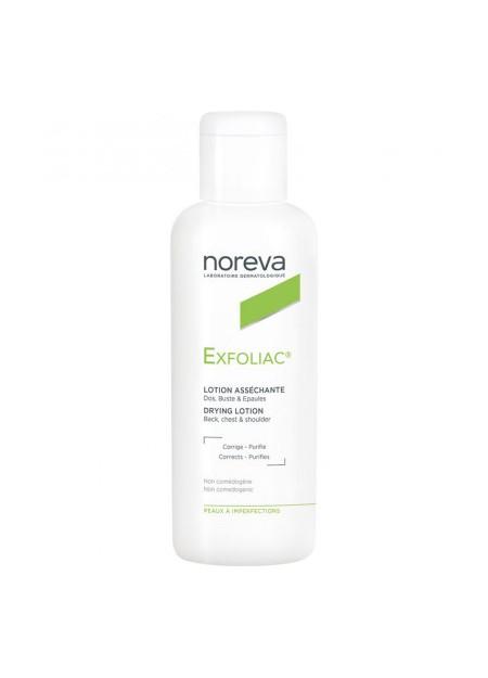 NOREVA EXFOLIAC Lotion Peaux à Tendance Acnéiques - 125 ml