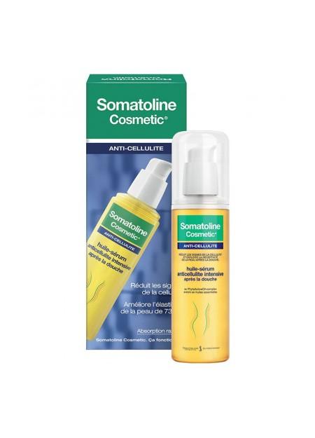 SOMATOLINE COSMETIC Huile Sérum Anti-Cellulite - 125 ml
