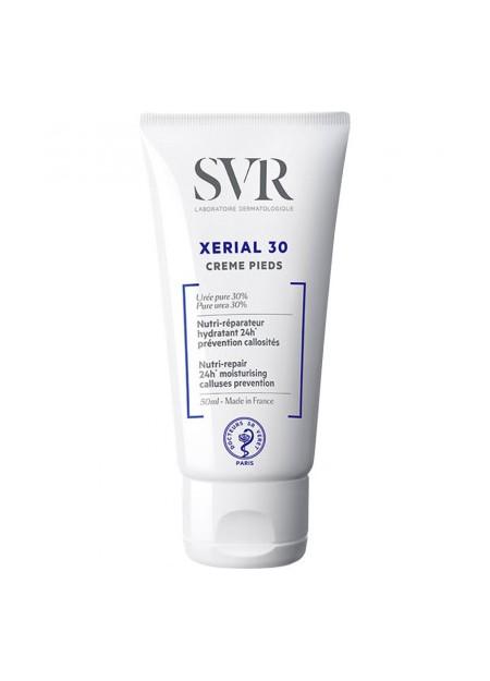 SVR XERIAL 30 Crème Pieds à 30% d'Urée. - 50 ml