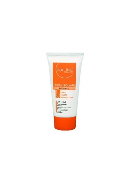 KALINE K-SUN CREME SOLAIRE INVISIBLE SPF 50+ 50ML TRÈS HAUTE PROTECTION