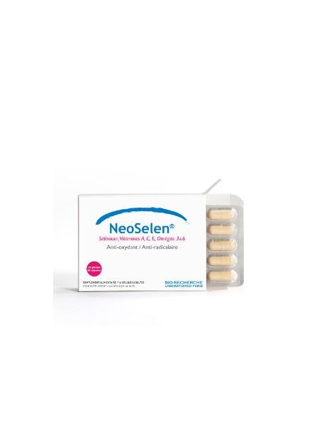 Neoselen Anti-oxydant 30 gélules
