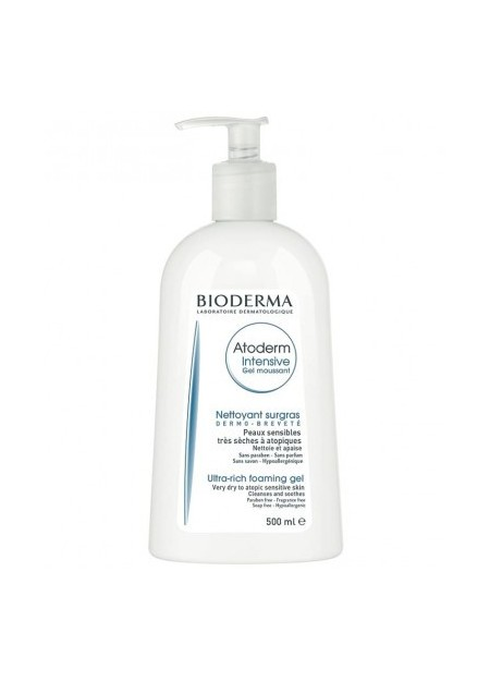 BIODERMA ATODERM, Intensive Moussant - 500 ml