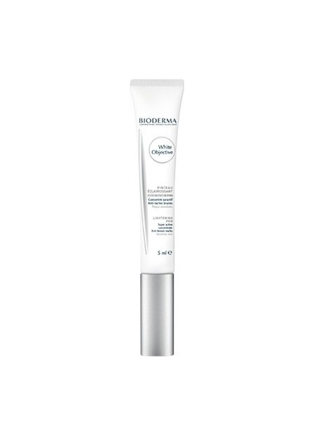 BIODERMA WHITE OBJECTIVE Pinceau Concentré Suractif Anti-taches Brunes. 5 ml