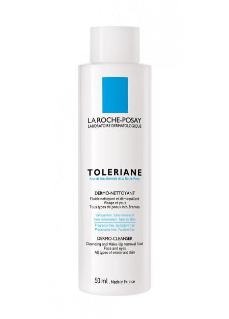 La roche posay Toleriane  Fluide Dermo-Nettoyant 50ml