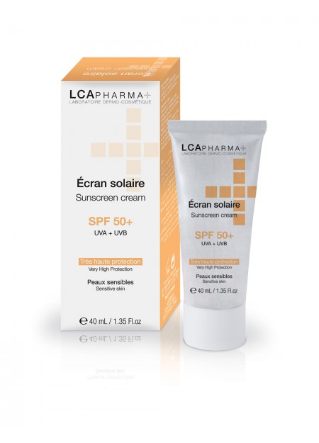 LCA pharma + solaire sunscreen cream SPF50+ 40ml