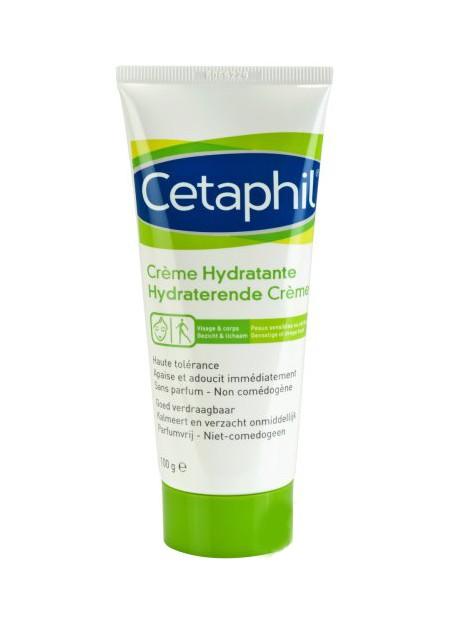 Cetaphil Crème Hydratante Peaux Sèches - Peaux Sensibles 100g