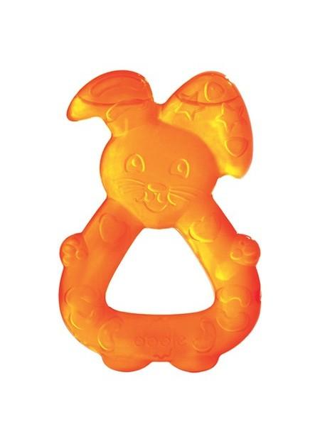 Dodie Anneau de Dentition Réfrigéré Lapin Orange