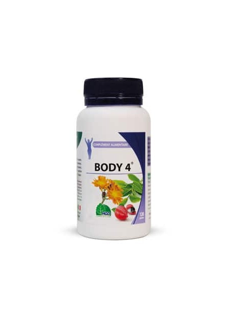 MGD NATURE BODY 4 (120 GÉLULES )