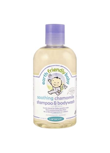Earth Friendly Baby Calming Shampoo et bodywash