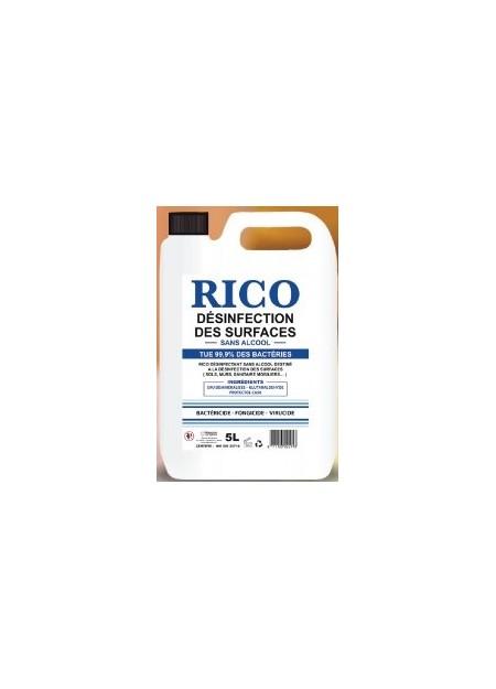 RICO Désinfectant des surfaces 5L