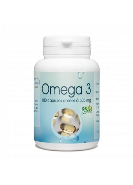 Omega 3 - 505mg - 100 capsules