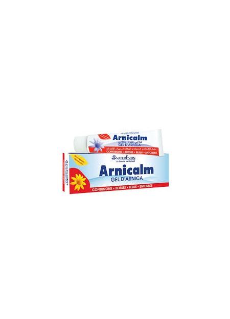 Naturesoin arnicalm gel d'arnica 30ml