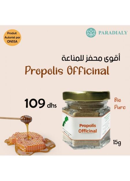 Propolis en poudre officinal 15g