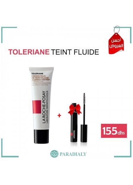 LA ROCHE POSAY TOLERIANE TEINT Correcteur de teint fluide + Kini Mascara OFFERT
