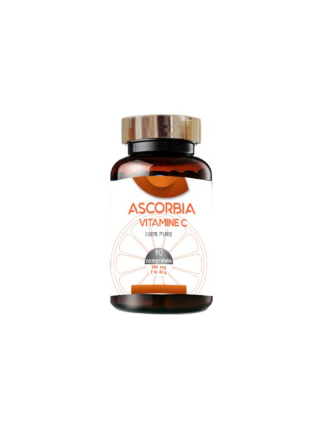 indoka vitamine c ascorbia 90 comprimes