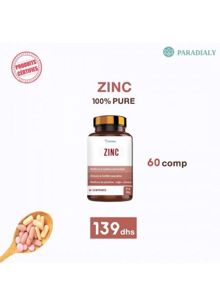 indoka zinc  60 comprimes