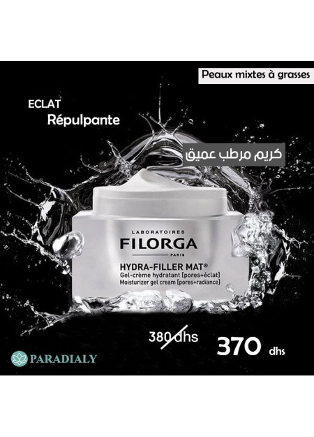 FILORGA HYDRA FILLER MAT Pot 50 ml