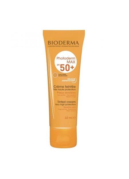BIODERMA PHOTODERM, MAX crème teintée - 40 ml
