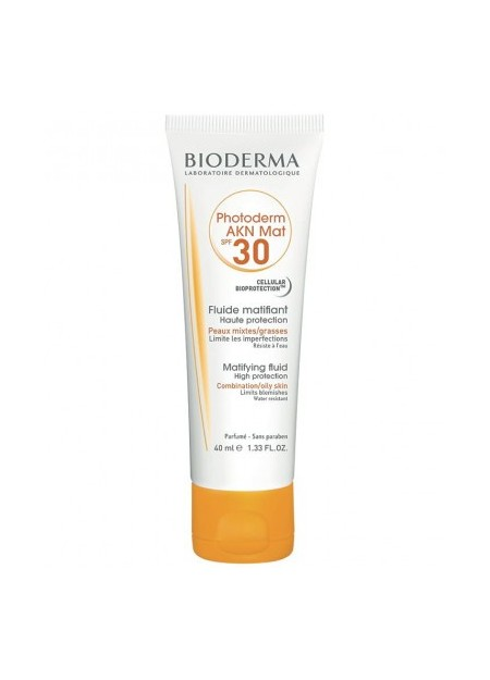 BIODERMA PHOTODERM, AKN Mat SPF 30 - 40 ml