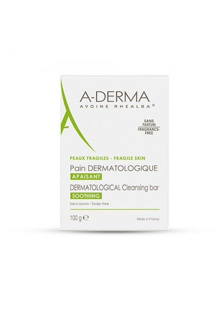 A-DERMA Pain Dermatologique Sans Savon 100 g