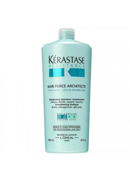 KERASTASE CHRONOLOGISTE Resistance Bain Force Architecte 1 litre