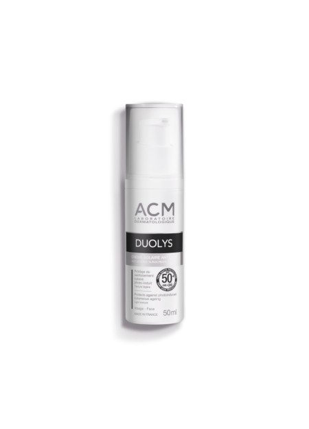 ACM - SENSITÉLIAL - Crème Solaire SPF 50+, 40ml