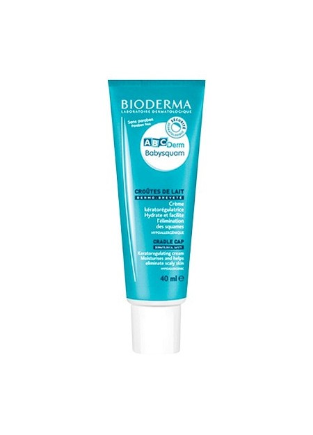 BIODERMA BIODERMA ABCDerm Babysquam - 40 ml