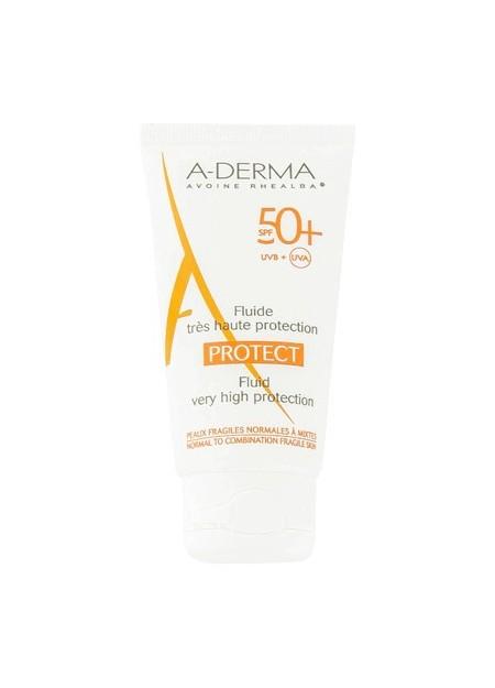 A-DERMA PROTECT Fluide SPF50+ - 40 ml