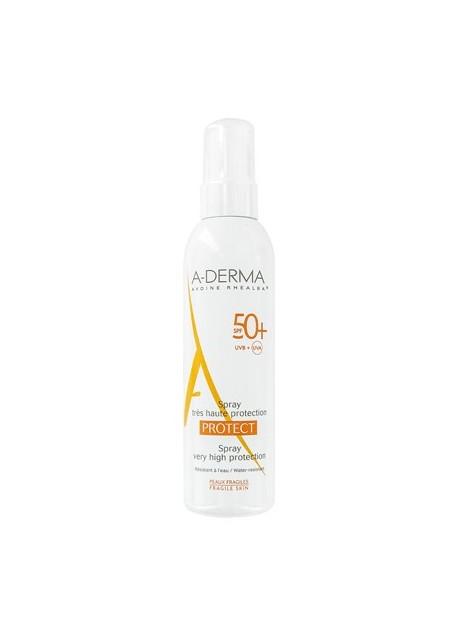 A-DERMA PROTECT Spray SPF50+ - 200 ml