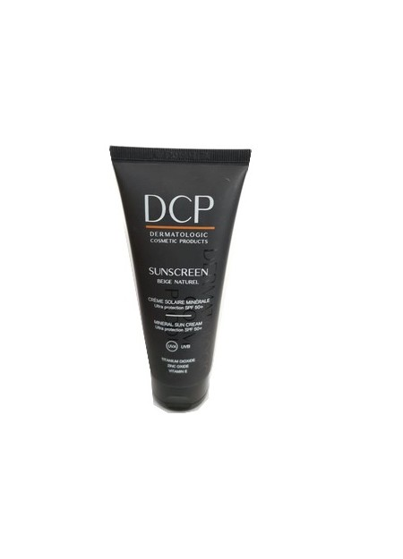DCP SUNCREEN Crème Solaire invisible Ultra Protection SPF 50+